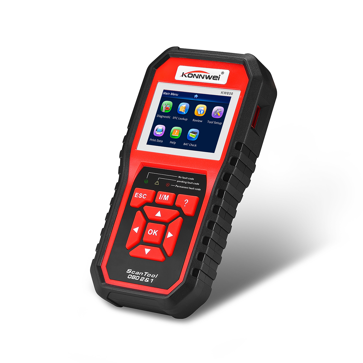 Car Diagnostic Tool With Live Data
