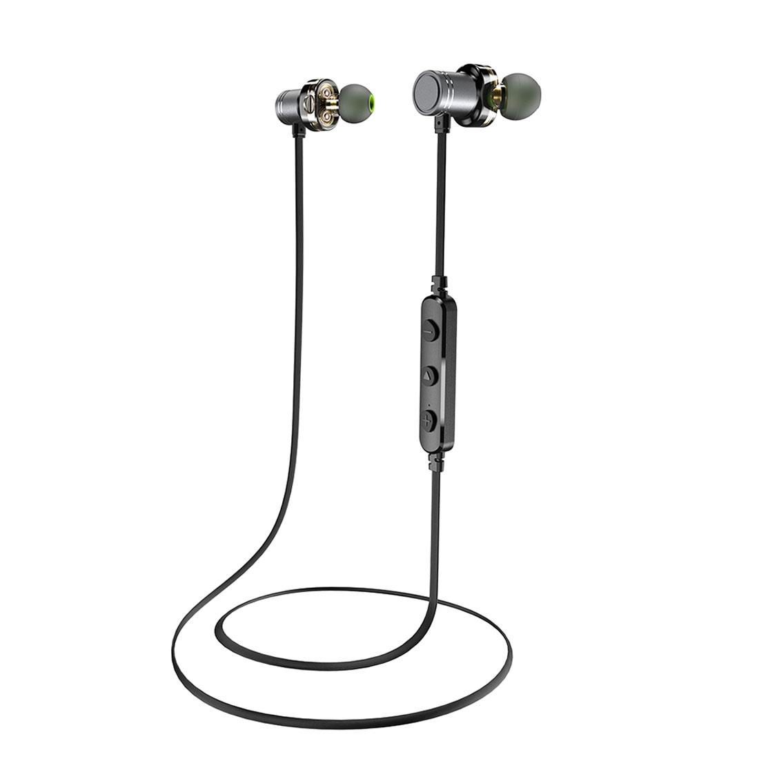 Awei X670bl Outdoor Sports Ipx4 Waterproof Anti Sweat Magnetic Fashion Stereo Bluetooth Earphone
