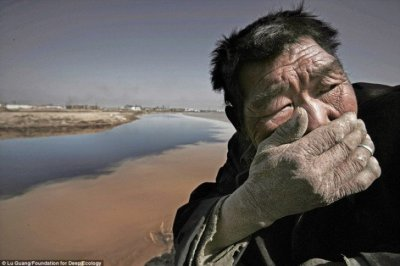 Yellow River Pollution