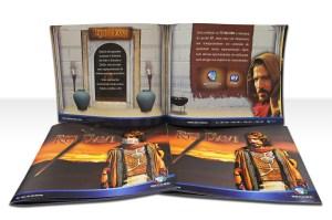 Catálogo Rei Davi