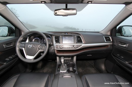 2014 Toyota Highlander Interior-008