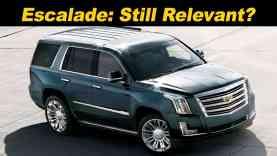 2019 Cadillac Escalade | Aging Gracefully