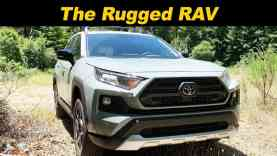 2019 Toyota RAV4 Adventure | Not A Mini-4Runner