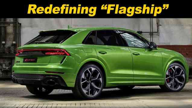 2020 Audi RS Q8 First Look