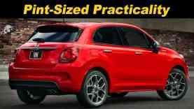 2020 Fiat 500x Sport First Look