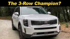 2020 Kia Telluride | Our Top 3-Row Pick!