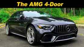 2020 Mercedes-AMG GT 63 S | Crazy Gets Two More Doors
