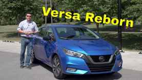2020 Nissan Versa | Best Value In America?