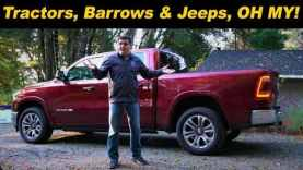 2020 RAM 1500 EcoDiesel | Towing and Economy Deep Dive