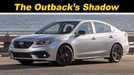 2020 Subaru Legacy | The Sedan You May Have Overlooked