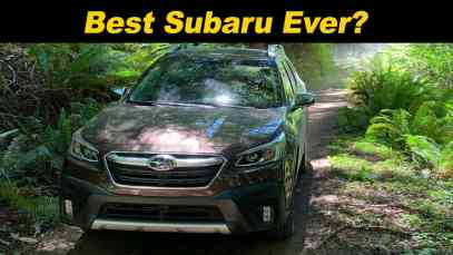 2020 Subaru Outback | Comparison By The Numbers And Pricing