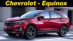 2021 Chevrolet Equinox | Chicago Auto Show