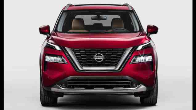 2021 Nissan Rogue First Look
