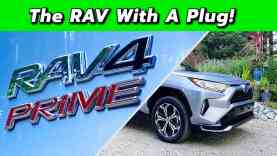 The Plug-In You've Been Waiting For | 2021 RAV4 Prime Review Part 1