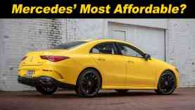 The Baby-Benz Has Grown Up | 2020 Mercedes Benz CLA 250