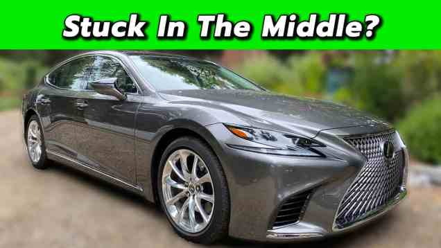 The Middle Way | 2020 Lexus LS 500