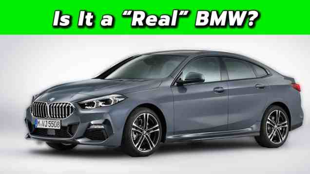 The Un-BMW | 2020 BMW 228i Gran Coupe