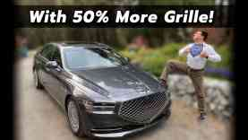 Luxury For Less Cash And More Grille | 2020 Genesis G90