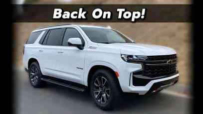 Reinventing The SUV | 2021 Chevrolet Tahoe and Suburban