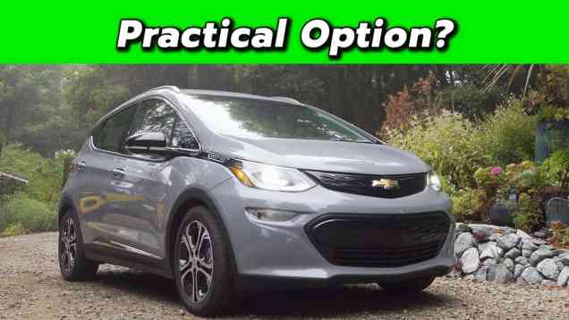 Soldiering On For Another Year | 2020 Chevrolet Bolt