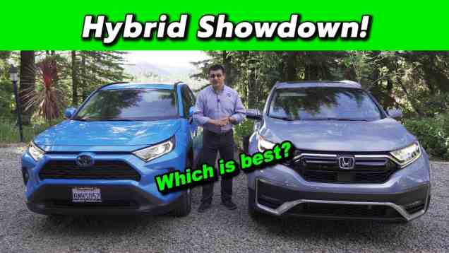 Sorry Honda, I Changed My Mind | RAV4 Hybrid vs CR-V Hybrid