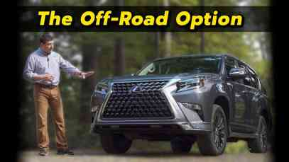 A Rolling Dinosaur or The Last Real Lux SUV? | 2020/2021 Lexus GX 460