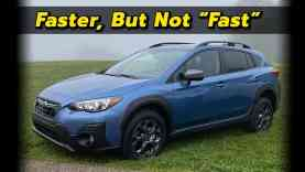 Now With Moarrr Powarr! | 2021 Subaru Crosstrek