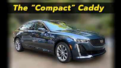 Back To Bigger | Cadillac's CT5