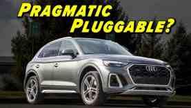 2021 Audi Q5 Plug In Hybrid First Drive