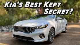 A Discount Lexus? | 2020 Kia Cadenza