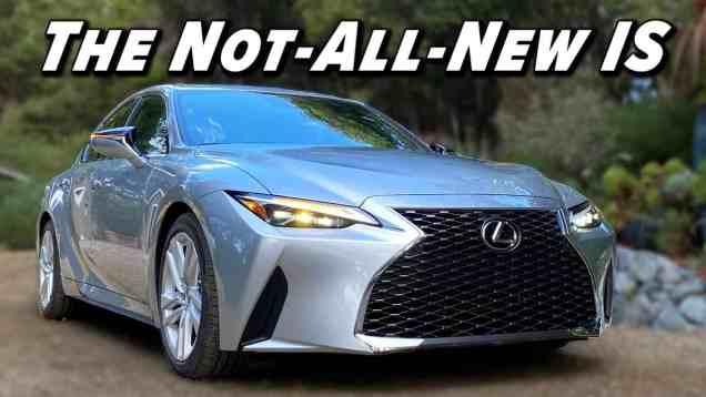 Did Lexus Do Enough? | 2021 Lexus IS