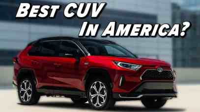 Is This The One To Beat? | 2021 Toyota RAV4 Prime