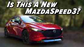 No, The 2021 Mazda3 Turbo Is Not a New MazdaSpeed3…