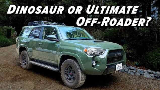 Not The Swiss Army Knife | 2020 Toyota 4Runner TRD PRO