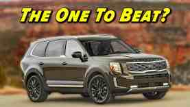 Still The Best Three Row In America? |  2021 Kia Telluride