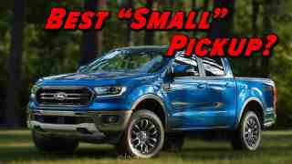 The Best Not-So-Small Truck | Ford Ranger