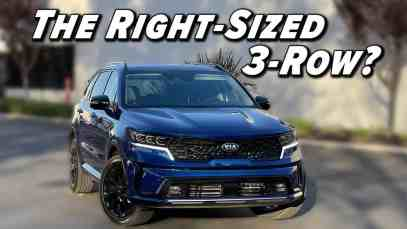 The Goldilocks 3-Row Option | 2021 Kia Sorento
