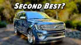 Ford's Biggest SUV Soldiers On | 2021 Ford Expedition