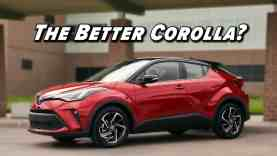 It's Not A Crossover, But Still Worth A Look | 2021 Toyota C-HR