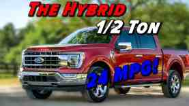 Will This Be The Best Selling Hybrid In America? | 2021 F-150 PowerBoost