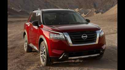2022 Nissan Pathfinder First Look