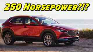 Chasing Luxury | 2021 Mazda CX-30 Turbo