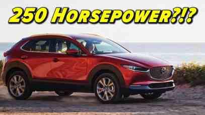 Chasing Luxury | 2021 Mazda CX-30 Turbo