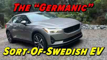 Imagine If BMW Built a Tesla With Volvo Parts | 2021 Polestar 2