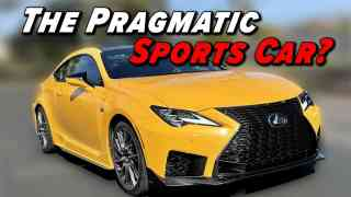 More Than Most, Less Than Some | 2021 Lexus RC F