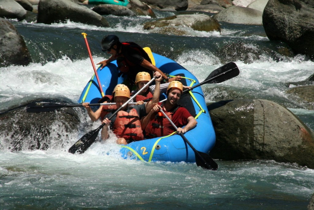 Rafting in Costa Rica: The Ultimate Guide | Alex on the Map | Travel