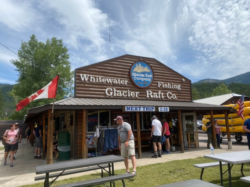The Ultimate Guide to Glacier National Park Rafting | Alex on the Map