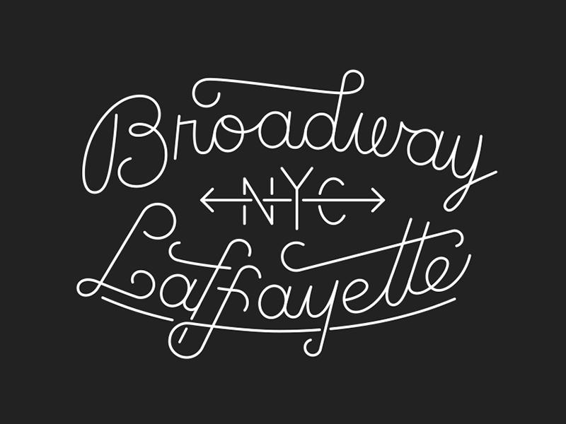 Matthew Gordils - Broadway Lafayette
