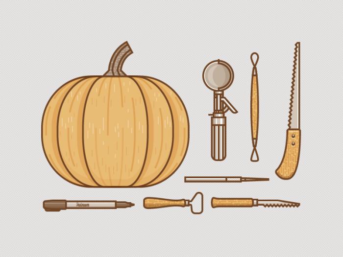 Ryan Putnam - Pumpkin Collection