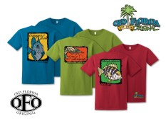 Old Florida Originals T- Shirt Brand Development